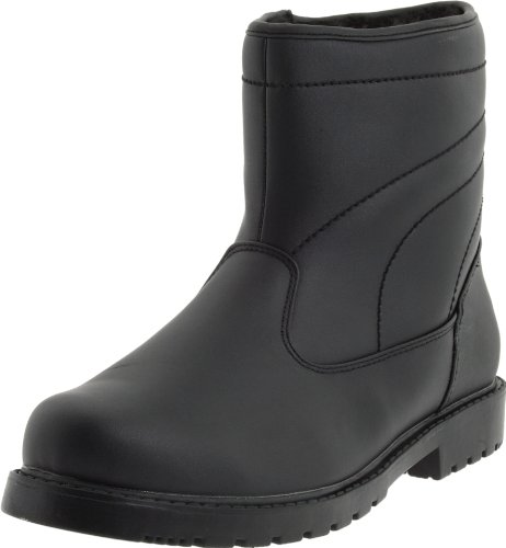Tundra Men's Abe Winter Boot,Black,13 W US