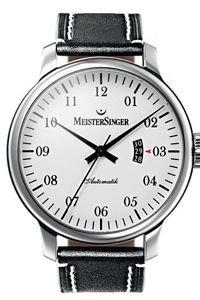 MeisterSinger mehrzeigeruhren granmatik gm201