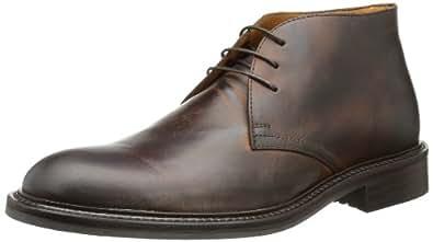 GANT Arcon dark brown leather 45.1046.01.D19, Herren Schnürhalbschuhe, Braun (dark brown), EU 45