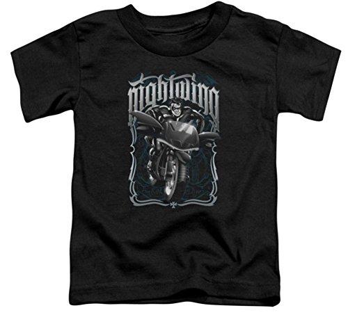Batman Nightwing: Biker Toddler T-Shirt