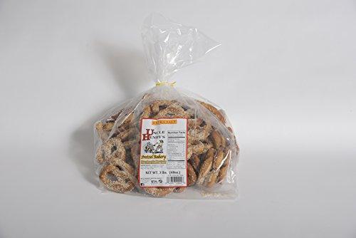 Uncle Henry'S 2X3 Lb. Bags Extra Salt Pretzels front-419695