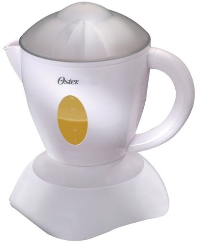 Review Of Oster 3186 Juice-n-Serve 27-Ounce Automatic Citrus Juicer, White