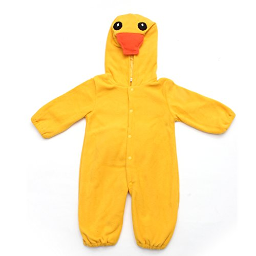 TANZKY® Infant Baby Ducky Duck Costume