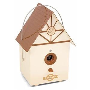 PetSafe Outdoor Bark Control Bird House