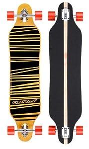 """Osprey 40"""" Inch Line Longboard Deckboard Skateboard"""