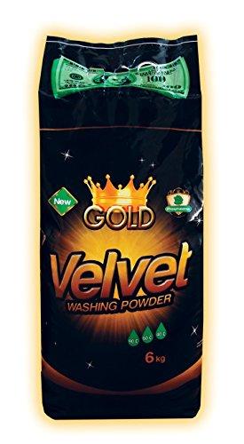 Gold Velvet Washing Powder 6 kg