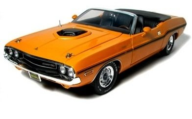 1:18 Dodge Challenger R/T 426 Hemi Convertible