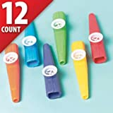 Party Favor 12-Pack: Kazoos