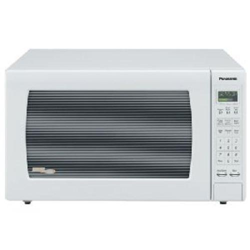 Panasonic NN-H965WFA - 1250 Watts 2.2 Cu Ft Countertop Microwave Oven - White
