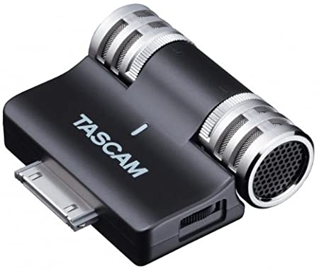 ティアック iPhone/iPad/iPod touch用ステレオコンデンサーマイク iM2