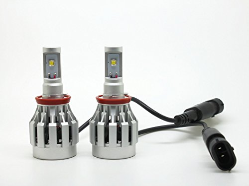 H11 30W 3000Lm 2 Piece Of Car Led Head Lamp Headlight White Light Energy Saving Lamp