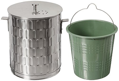 awardpedia achla designs cp 03 kitchen compost pail