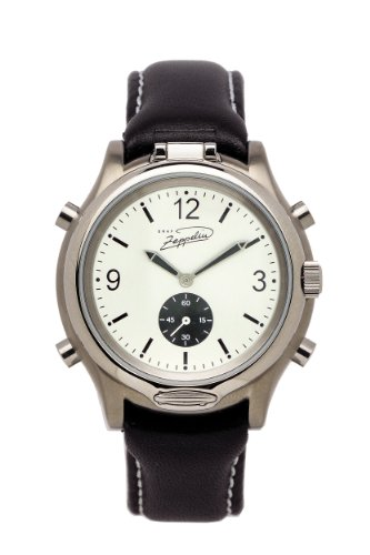 Zeppelin Höhenmesser Armbanduhr 7330-1