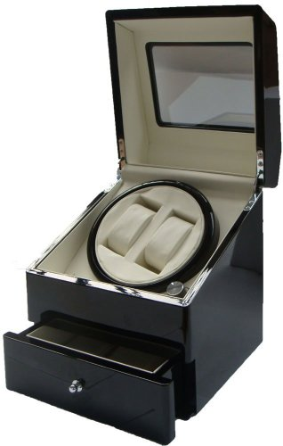 Heiden vantage single watch winder