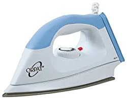 Orpat OEI-177 1000-Watt Dry Iron (Blue)