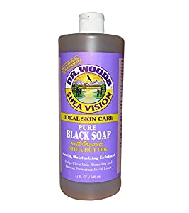 Dr.Woods Products Black Soap 32 oz