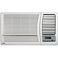 LG LWA3BP4F Window AC (1 Ton, 4 Star Rating, White, Copper)