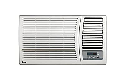 LG LWA3BP2F Window AC (1 Ton, 2 Star Rating, White)
