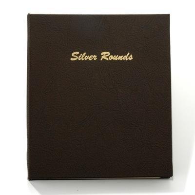 dansco-album-for-silver-rounds-by-shopnbc
