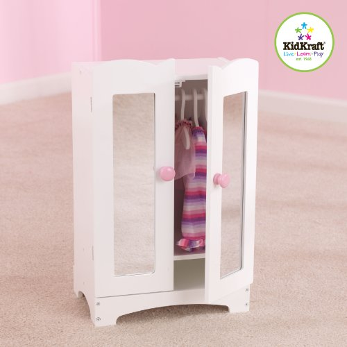 KidKraft Littile Doll Armoire