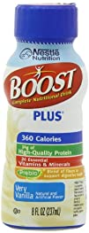 Boost Plus Vanilla Ready To Drink, Pa…