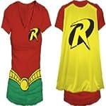 Bioworld DC Comics Robin Juniors Red...