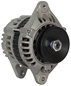 Amazon.com: NEW 12V 40A ALTERNATOR FITS MAHINDRA TRACTOR 2810 HST 3510