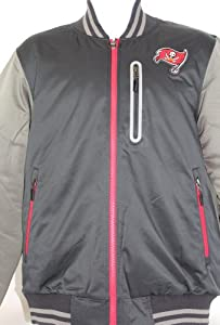 Nike Defender (NFL Tampa Bay Buccaneers) Mens Reversible Jacket (M) Ret. $175 by Nike