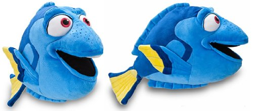 "Disney Store Finding Nemo 17"" Dory Plush Doll Stuffed Animal Toy Gift front-933645"
