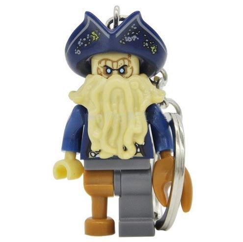 [Davy Jones Pirates of the Caribbean SuperHeroes Minifigures Keychain Building Blocks Bricks Size 4.5 cm no orignial box,new in sealed] (Jessica Jones Marvel Costume)