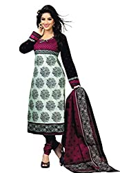 Salwar Studio Womens Cotton Salwar Unstitched Dress Material (Sp-716 _Multi-Coloured)
