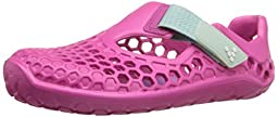 Vivobarefoot Ultra K Eva Slip On (Little Kid/Big Kid), Pink, 10 M US Little Kid