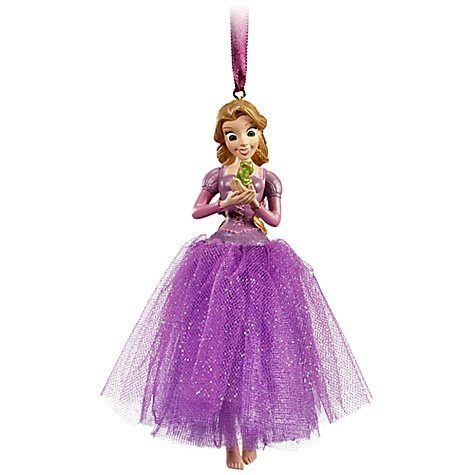 Disney Princess Rapunzel Ornament -- Item No. 6434015681901P -- Disney Tangled