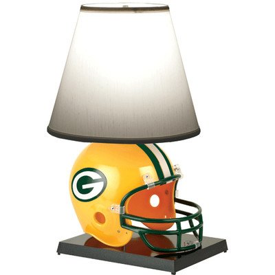 NFL Deluxe Helmet Table Lamp NFL Team: Green Bay Packers at Amazon.com