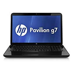 HP Pavilion G7-2274SA 17.3-inch Notebook - Sparkling Black (Intel Core i5-3210M 2.5GHz, 6GB RAM, 1TB HDD, Windows 8)