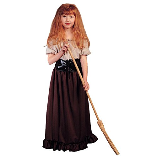 Peasant Girl Renaissance Kid's Costume (Size:Small 4-6)