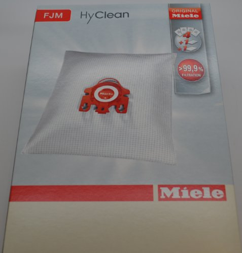 Miele Vacuum Bag back-26193