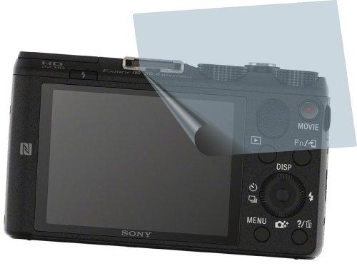 2x-sony-cyber-shot-dsc-hx60v-entspiegelnde-premium-displayschutzfolie-bildschirmschutzfolie-von-4pro