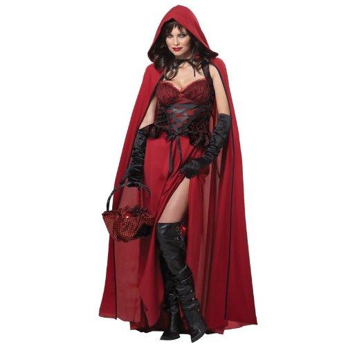 Women's Dark Red