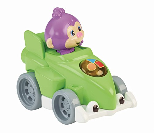 Fisher-Price Laugh & Learn Smart Speedsters, Monkey