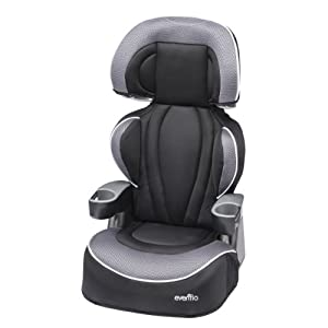 Evenflo Big Kid Lx High Back Booster Car Seat from Evenflo