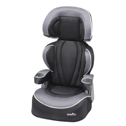 Evenflo-Big-Kid-LX-Booster-Car-Seat-Tuxedo