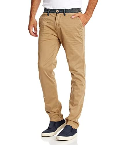 Pepe Jeans London Pantalone Bert [Beige]