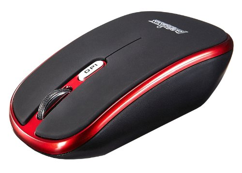 Perixx PERIMICE-710R, Wireless Mouse for Laptop