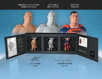 Buy DC Direct Artist Signature Series: EXCLUSIVE EDITION KINGDOM COME SUPERMAN Action Figure (Alex Ross)