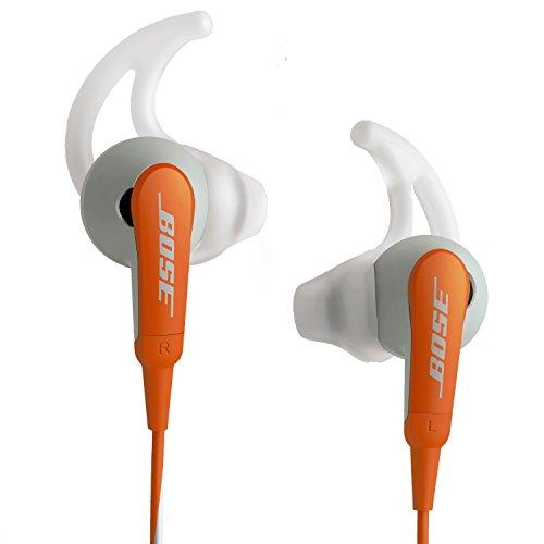Bose discount duty free Bose SoundSport In-Ear Headphones for iOS Models, Orange