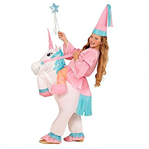 Child Unicorn Fancy Dress Costume Cosplay Outfit Jumpsuit For Kids