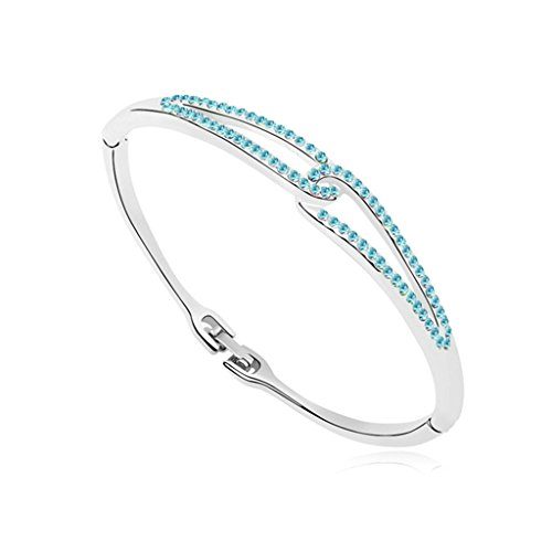 beydodo-bracelet-en-plaque-or-blanc-pour-les-femmes-bangle-braceletscristal-dautriche-bleu-de-mer-ox