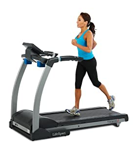 LifeSpan Fitness TR3000i Folding Treadmill from Lifespan Fitness