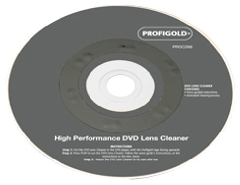 Profigold High Performance DVD Lens Cleaner